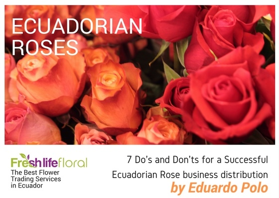 7 Do's and Don'ts for a Successful Ecuadorian Roses business